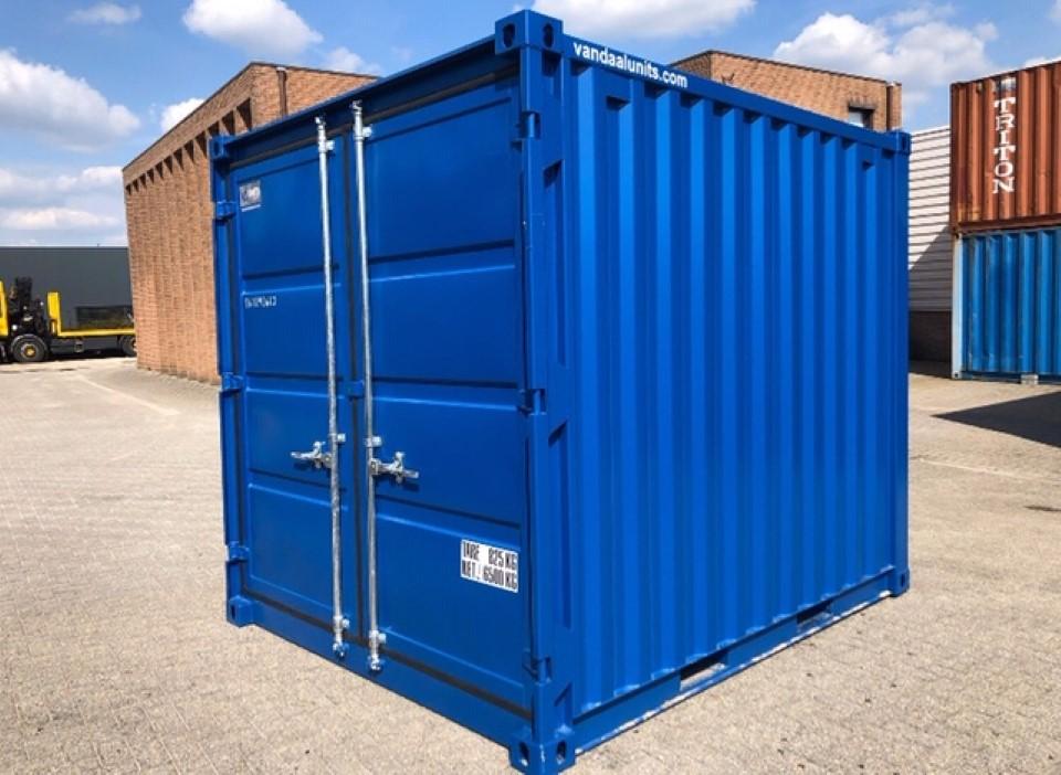 Nieuwe 10ft zeecontainer
