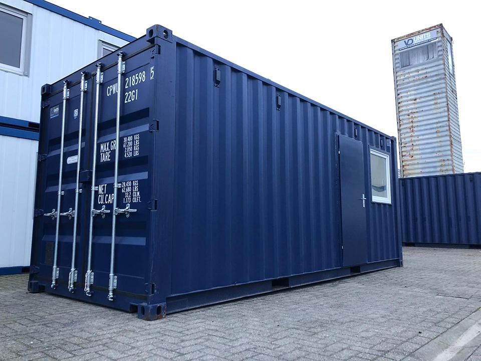 20ft combi container